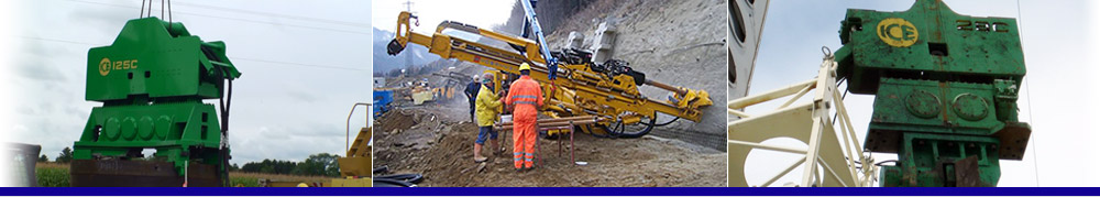 Drive-Con, Inc  - The Driving Force in Pile Driving Equipment